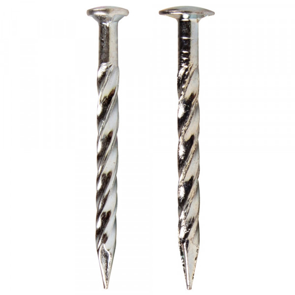Roberts 36 120 1 1 4 With 1 4 Nail Head Silver Drive Screw Nails 13 Ga 1 Lb Bag Rbt36120 3 59 Flooring Tools Installation Supplies Jnsflooringandsupplies Com The Only Thing Better Than Our Selection Is Our Service