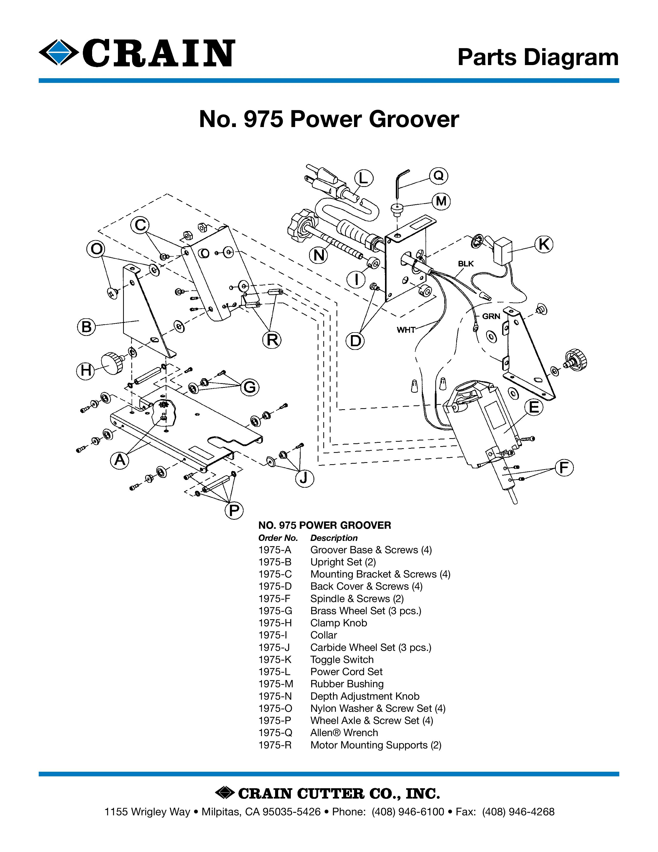 975 Power Groover