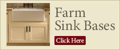 Farm Sink Bases