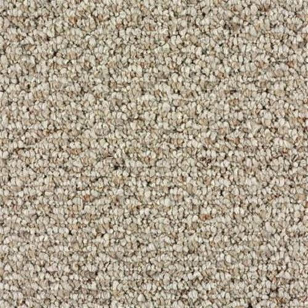 Short Hills 12 Ft. Olefin/Nylon Blend 32 Oz. Carpet - Almond Fudge