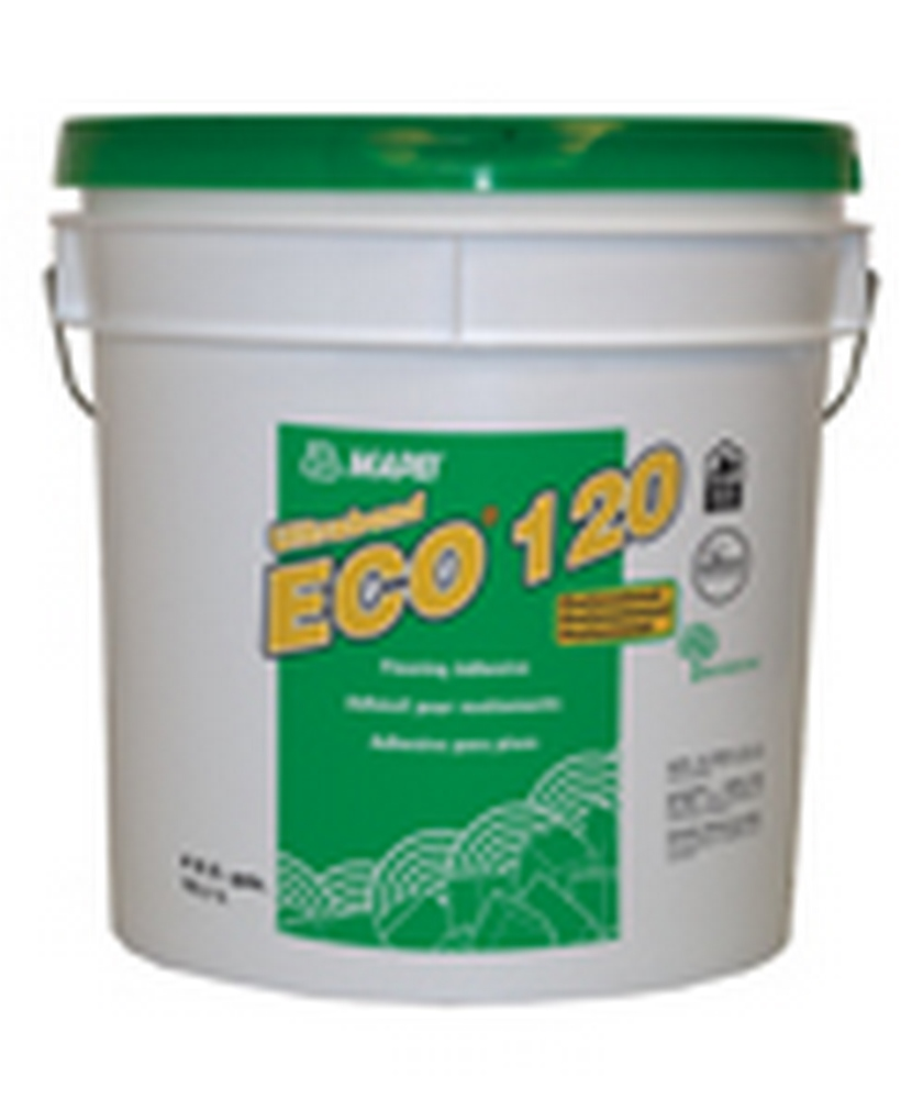 MAPEI Ultrabond ECO 120 Professional Carpet and Vinyl Adhesive - 1 Gal. Pail