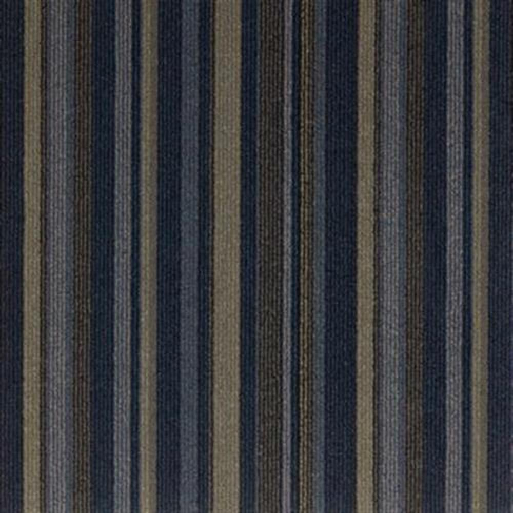 "Devils 24"" x 24"" Solution Dyed Nylon Modular Commercial Carpet Tile - Maddie"