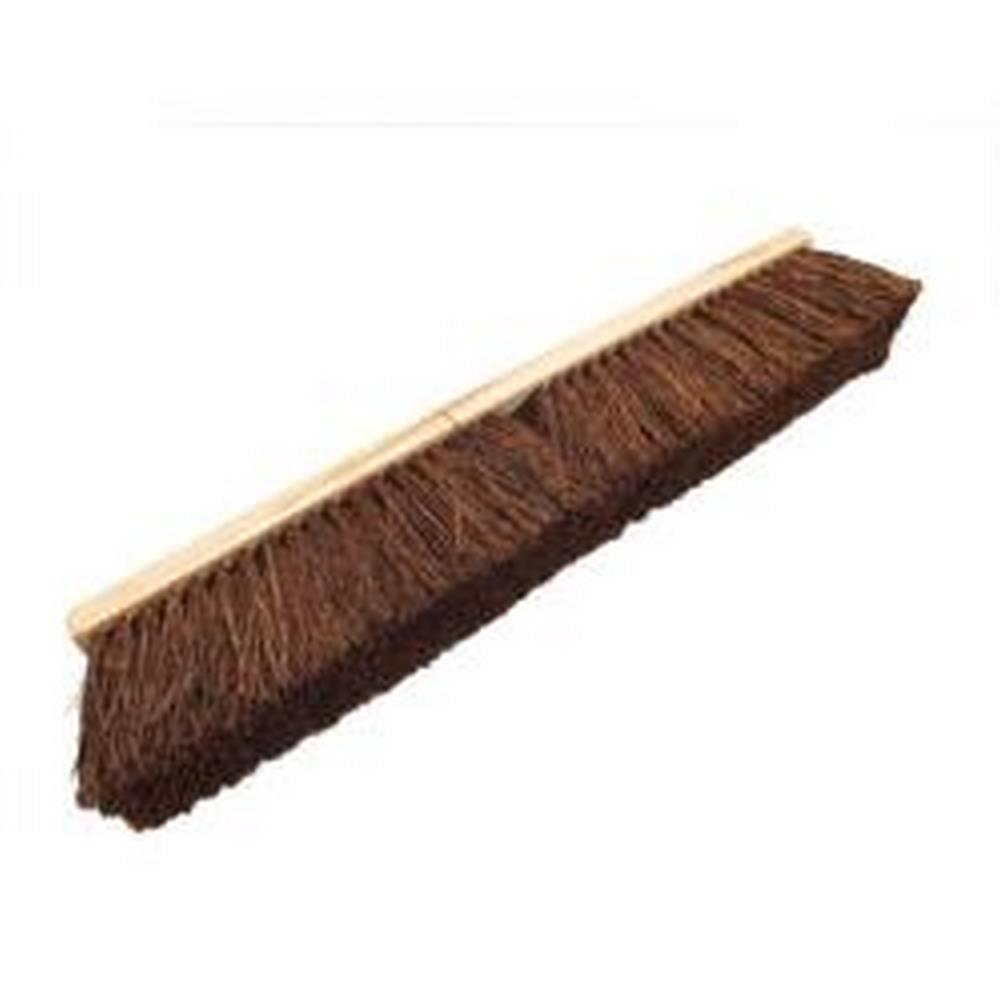 "Carlisle 3621912400 24"" Palmyra Garage Push Broom"
