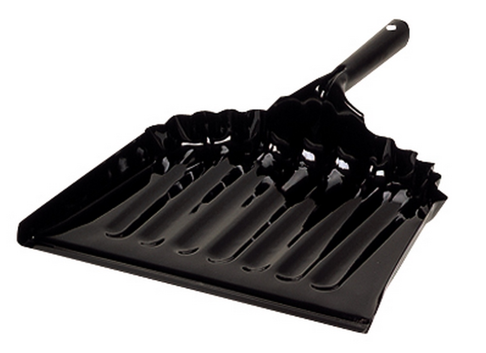 Carlisle 3623603 Metal Dustpan 12""