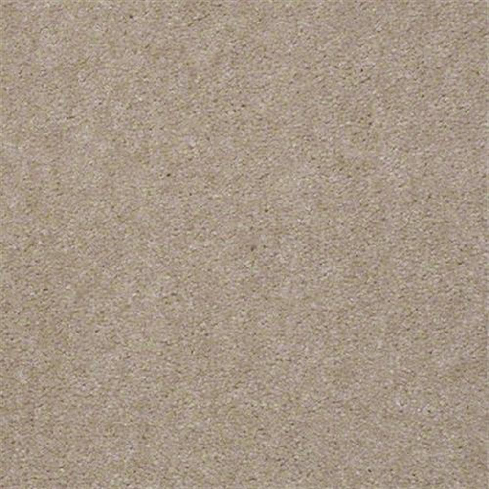 Aspen Classic 12 Ft. 100% Continuous Filament FHA Nylon 25 Oz. Carpet -Old Spice