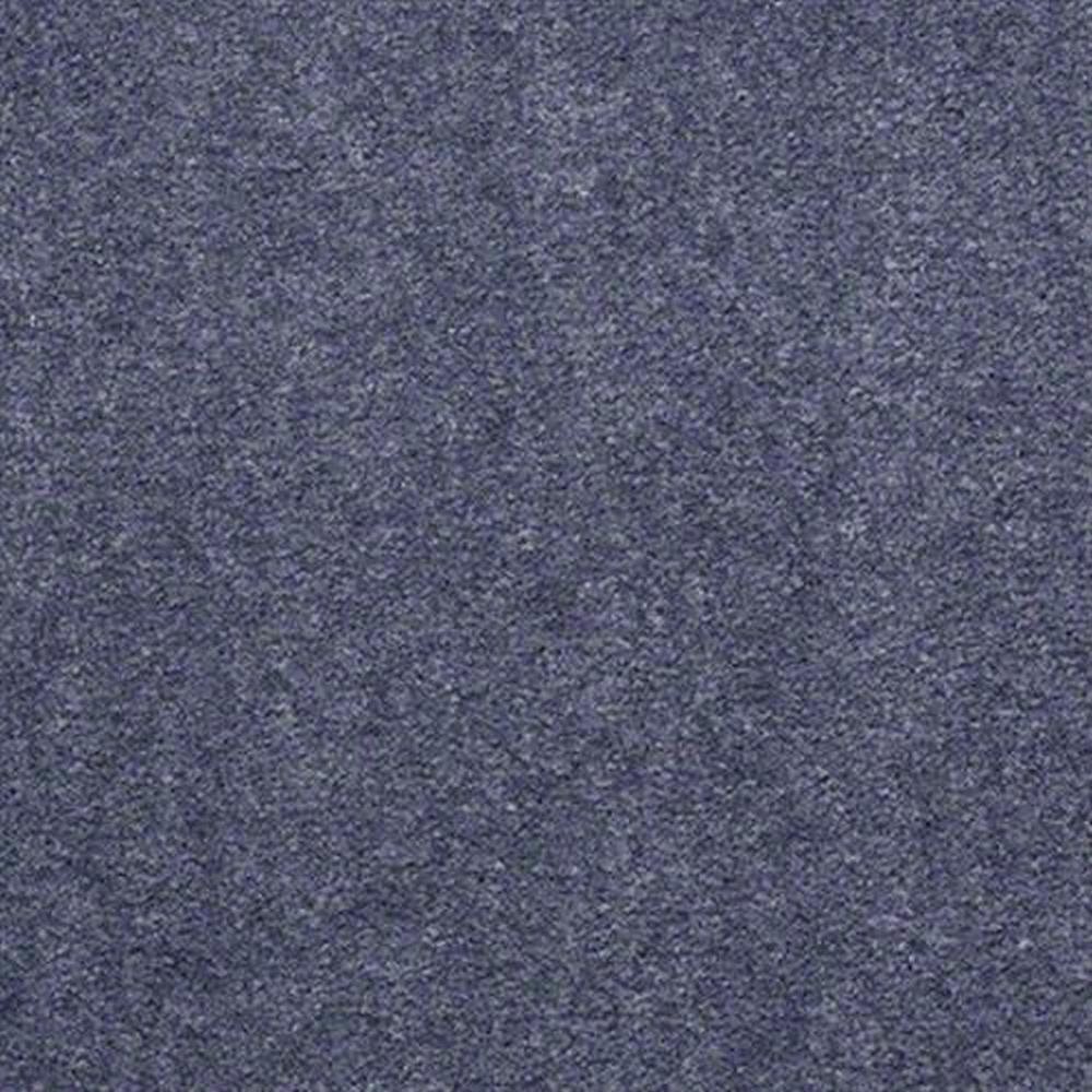 Aspen Classic 12 Ft. 100% Continuous Filament FHA Nylon 25 Oz. Carpet -Bluefin