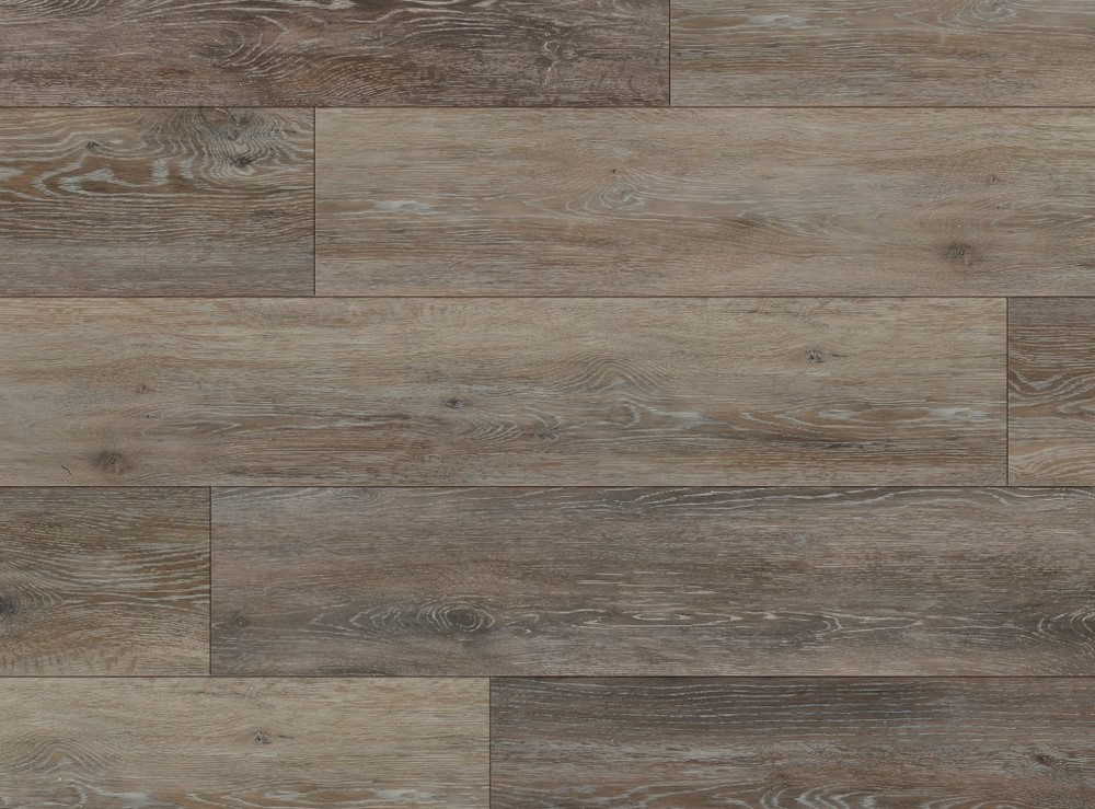 US Floors COREtec 7 7.12 x 48 Vinyl Flooring - Alabaster Oak