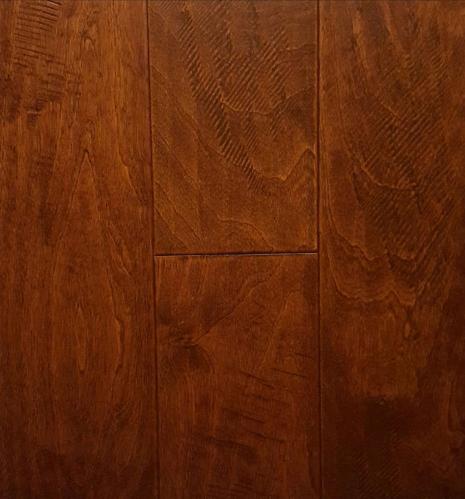 "Peachtree II Collection 5"" x 3/8\"" Birch Engineered Hardwood Flooring [PTLSHAXXX]"