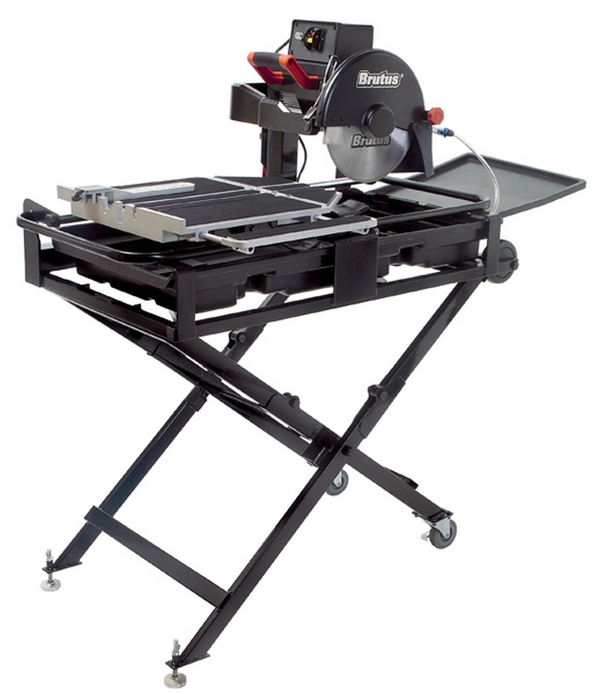 "QEP 61024BR 24"" Professional Brutus Tile Saw w/Stand"