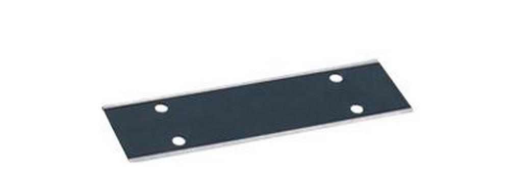 "Crain No. 706D 3"" x 10"" Double-Edge Multi-Purpose Blade for Stripper Machines No. 700 and No. 710"