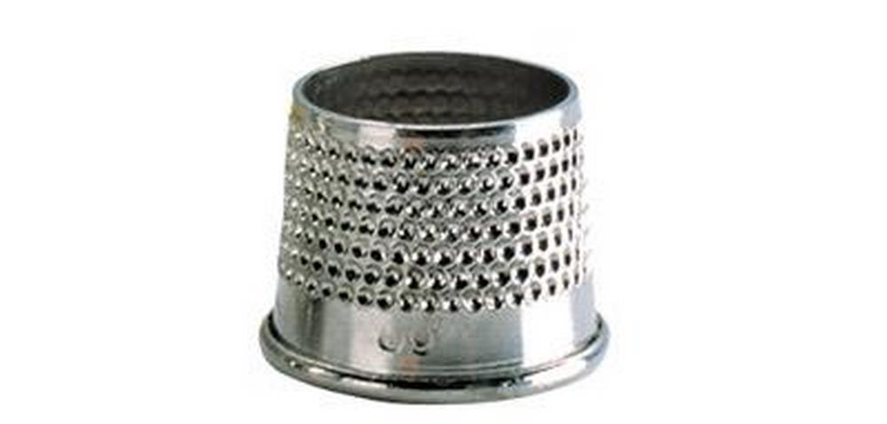 Crain No. 715 #00 Open-Ended Thumb Thimble