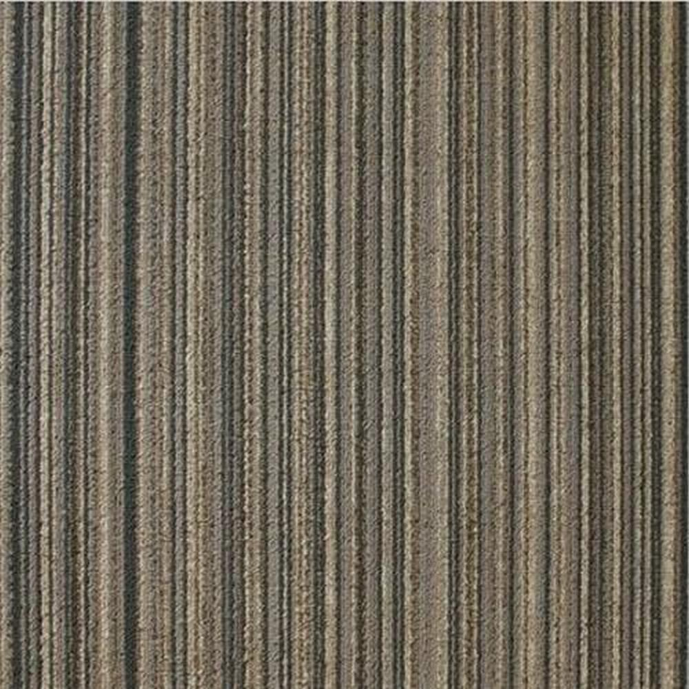 "Top Gun 20"" x 20"" 100% Polypropylene Modular Commercial Carpet Tile - Goose"