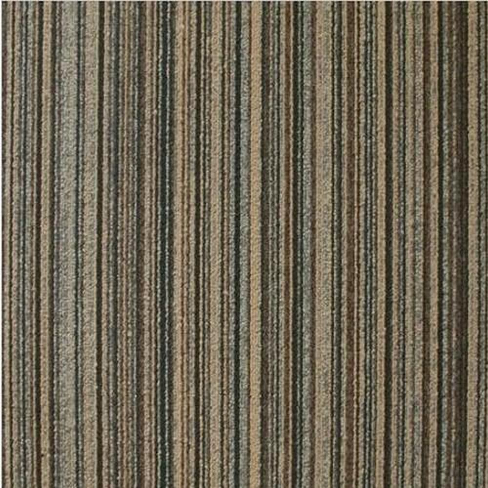 "Top Gun 20"" x 20"" 100% Polypropylene Modular Commercial Carpet Tile -Hollywood"