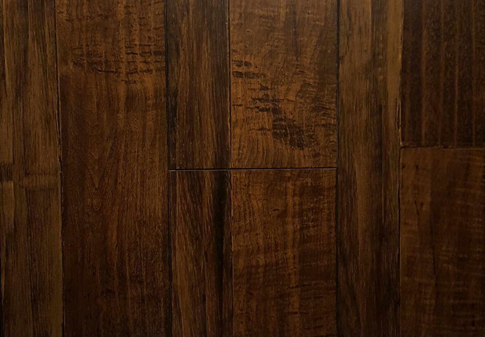Antique Collection 8.3mm Handscraped Laminate Flooring - A1205 Honey Wood