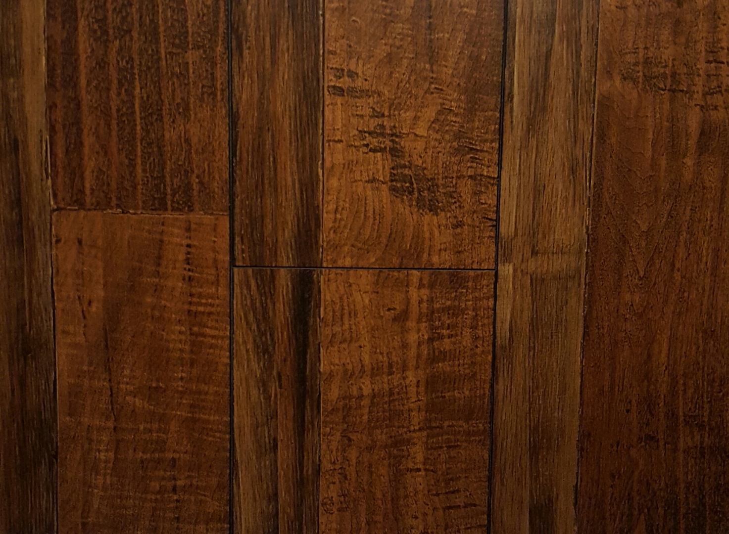 Antique Collection 8.3mm Handscraped Laminate Flooring - A1202 Java Wood