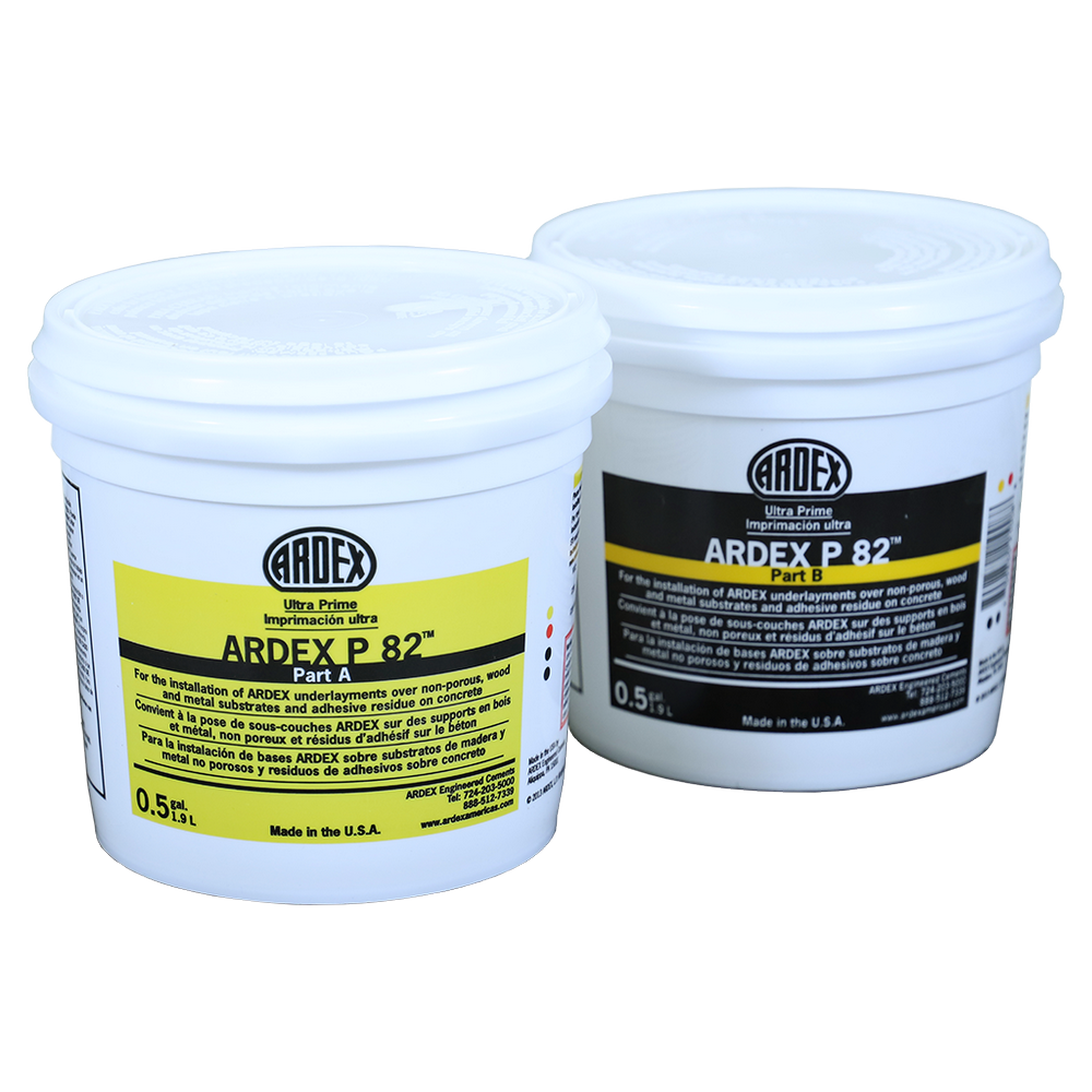Ardex P 82 Ultra Prime Two-Component Primer - 1 Gal. Jug