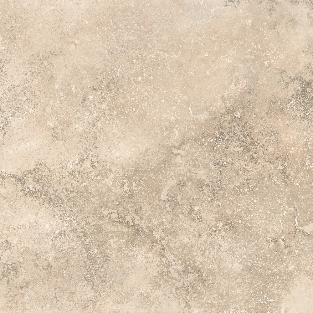 "Amber Brew 16"" x 16"" Durabody Ceramic Floor Tile - Wheat"
