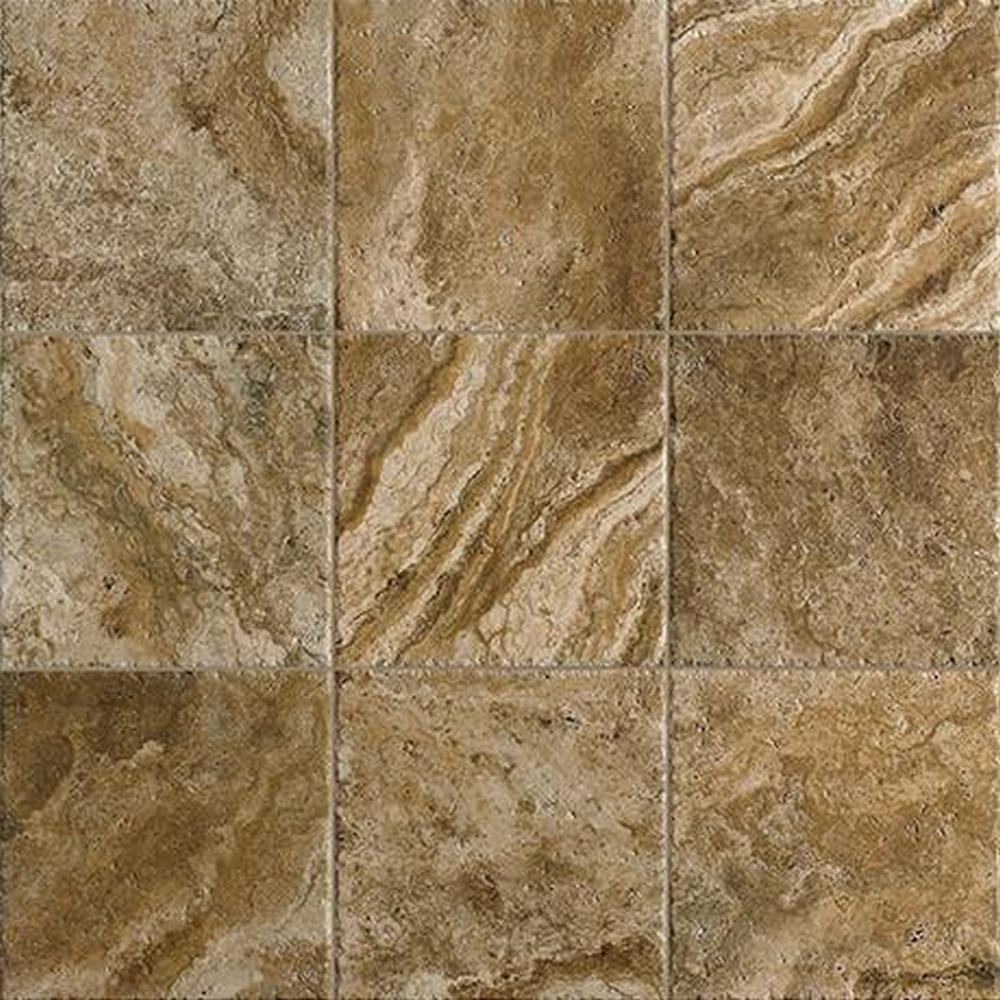 "Marazzi Archaeology 6.5"" x 6.5"" Glazed Porcelain Tile - Chaco Canyon UL2K"