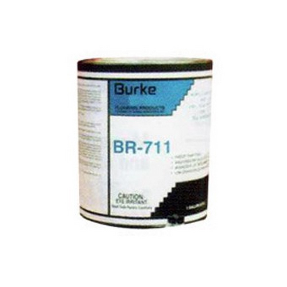 Burke BR-711 Rubber and Vinyl Stair Tread and Tile Adhesive ( 1 Gal. Pail)
