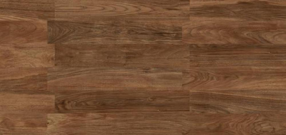 "Brookside 6"" x 36"" Glazed Porcelain Wood Tile - Gunstock"