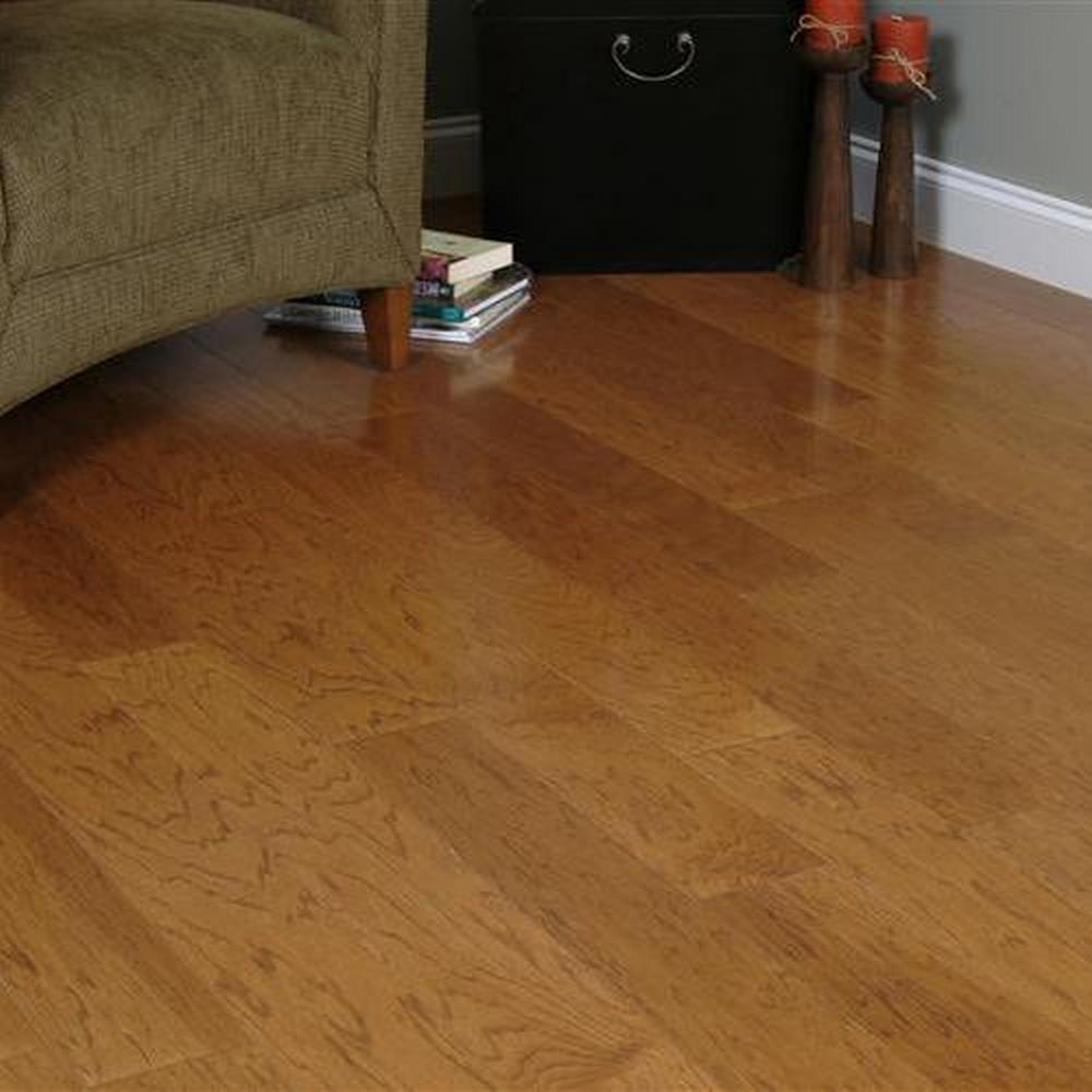 "American Experience 5"" Engineered Hardwood - Hickory Ginger"