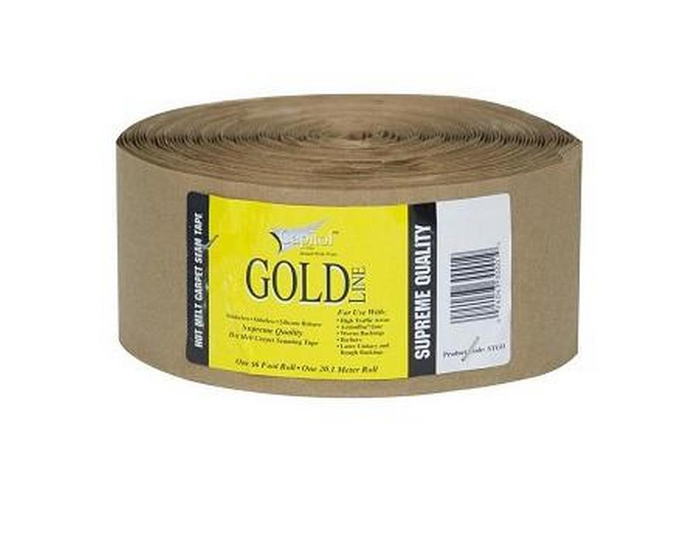 Capitol CX-737 Gold Line Hot Melt Seam Tape