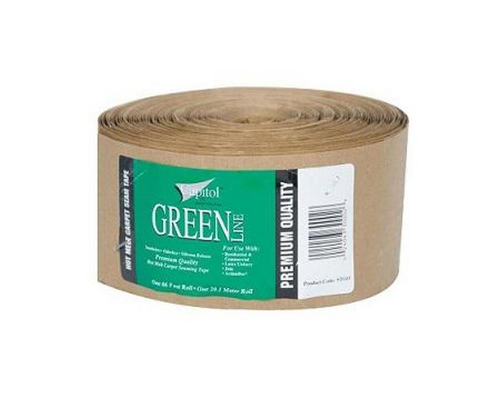 Capitol CX-735 Green Line Hot Melt Seam Tape