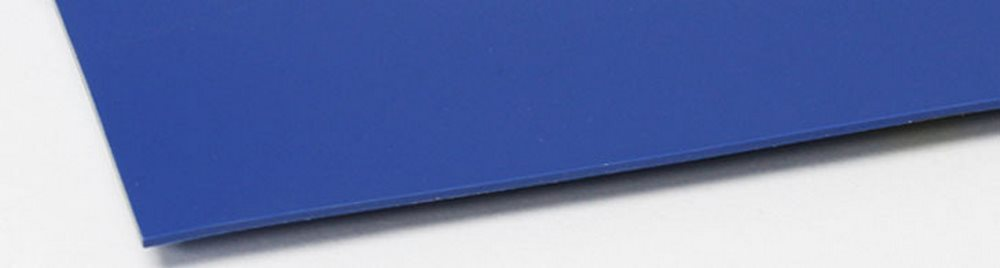 Tec CompoSeal Blue PVC Shower Pan Sheet Membrane (4' x 100' Roll)