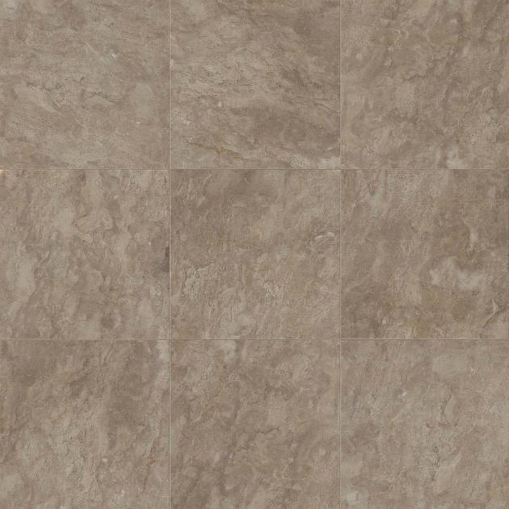 "Country Fringe 18"" x 18"" Glazed Porcelain Floor Tile-Murphy"