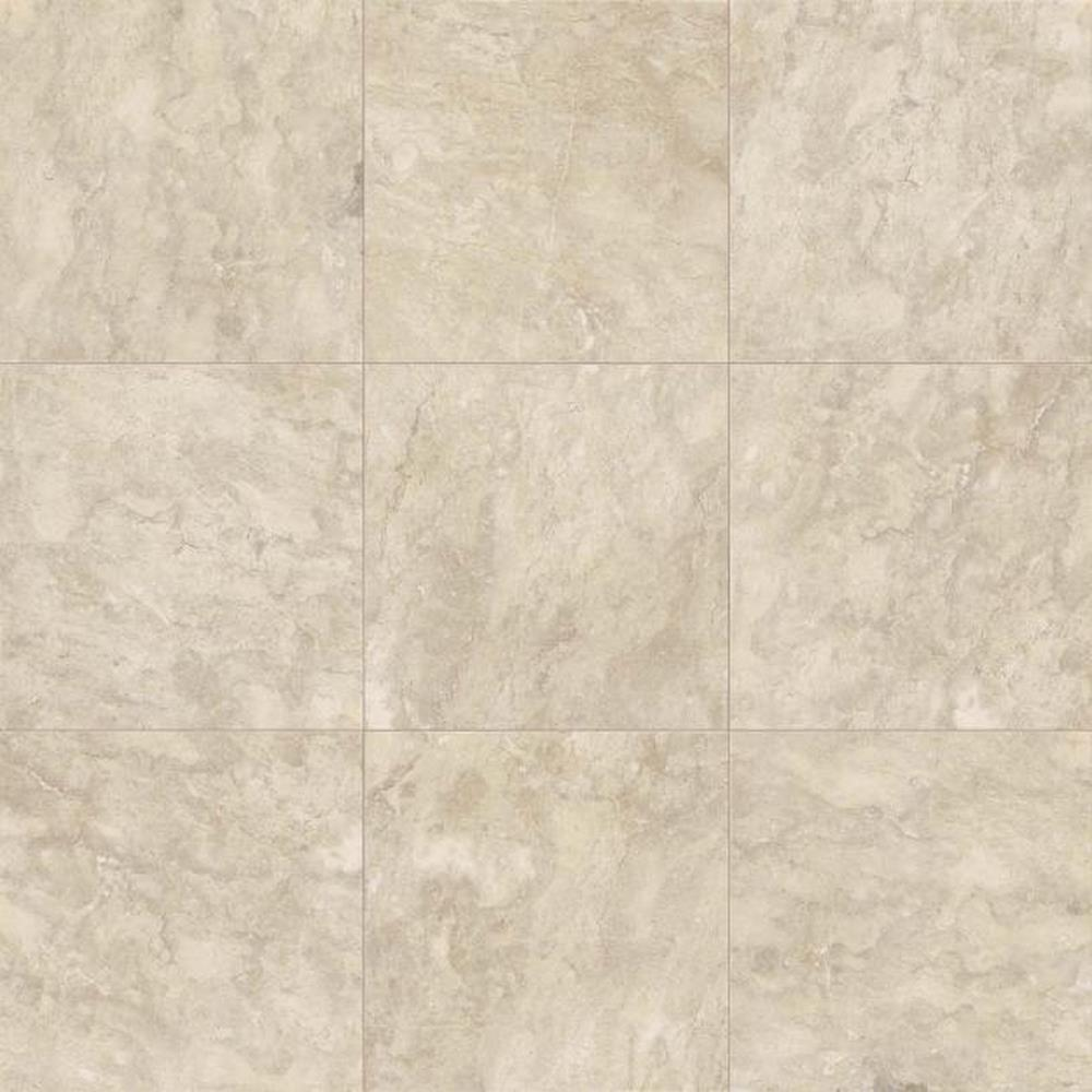 "Country Fringe 18"" x 18"" Glazed Porcelain Floor Tile-Pinecrest"
