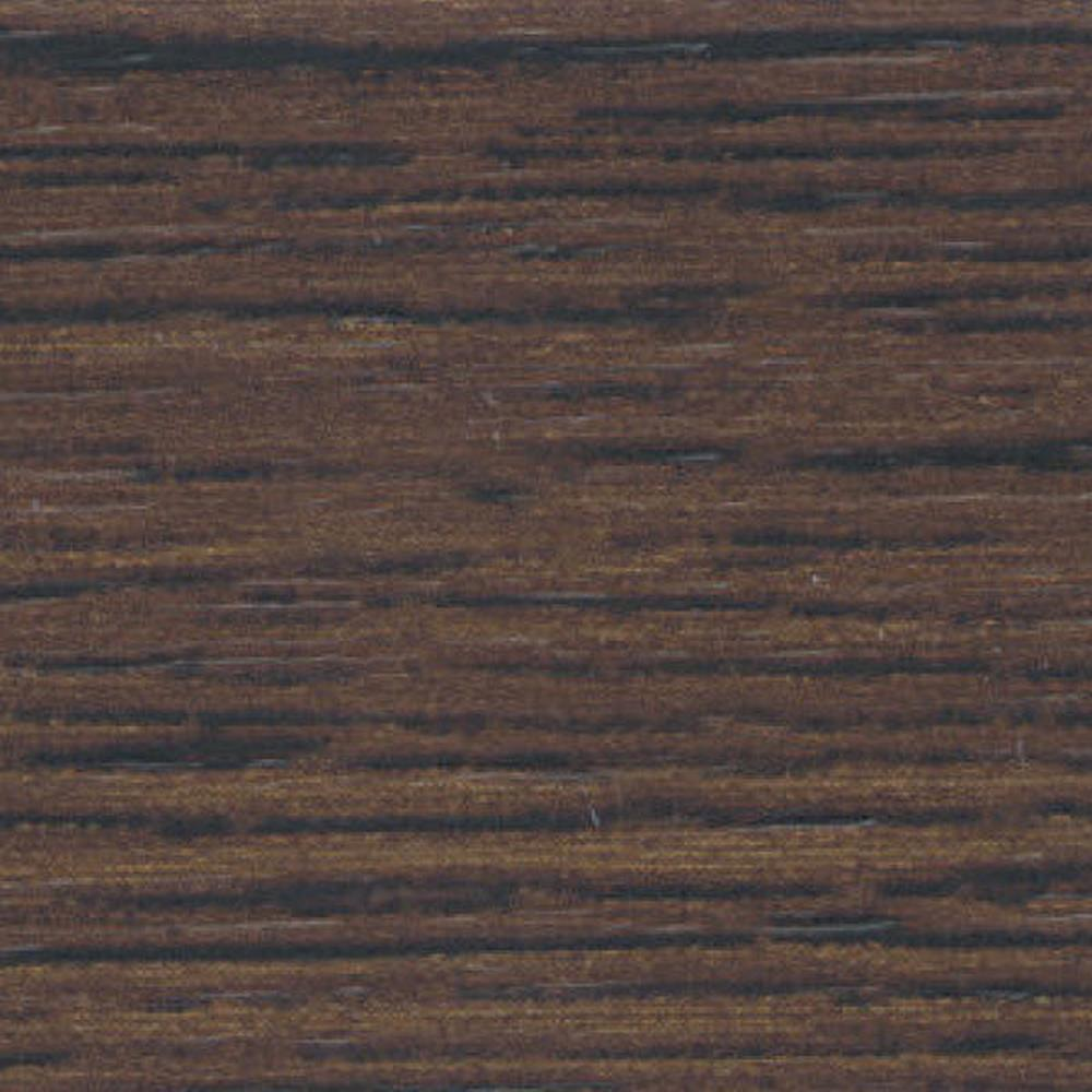"Fine Grain Wood - 12 Mil 4"" x 40"" Luxury Vinyl Natural Wood Plank - Dark Walnut"