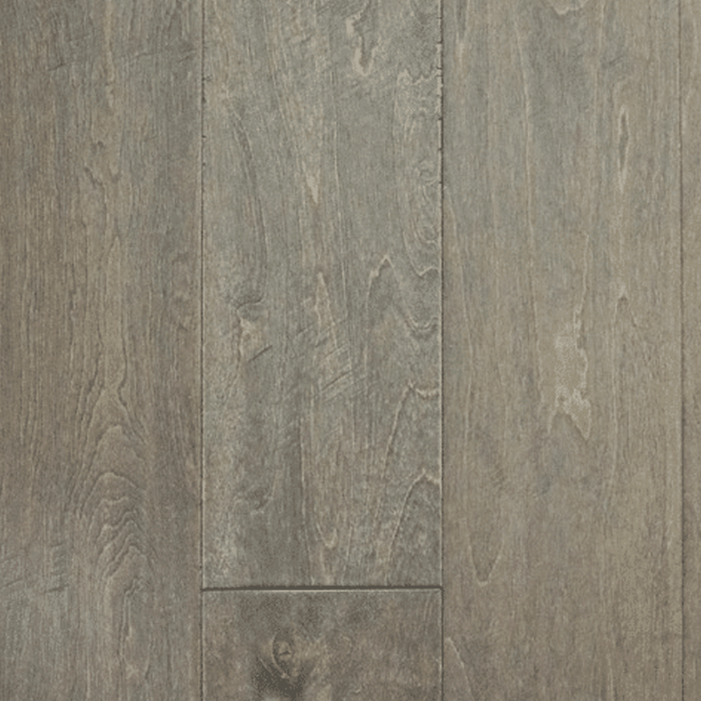 "Parkay Everest Hickory 6 1/2"" x 3/8"" Engineered Hardwood Flooring - Deep Canyon"