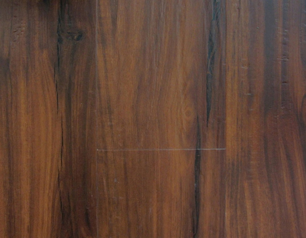 "Fusion 20mil 6"" x 18"", 30"", and 48"" Engineered Vinyl Plank - Exotic Mahogany"