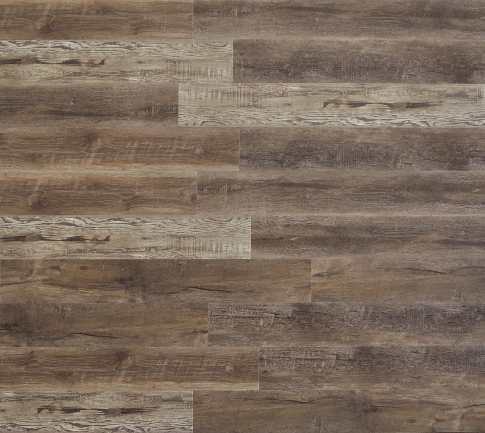 "Farmhouse Manor 7.125"" x 48"" SPC Rigid Core Hybrid Luxury Vinyl Plank - Ardenwood"