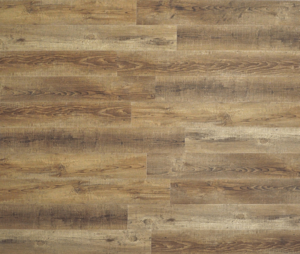 "Farmhouse Manor 7.125"" x 48"" SPC Rigid Core Hybrid Luxury Vinyl Plank - Monticello"
