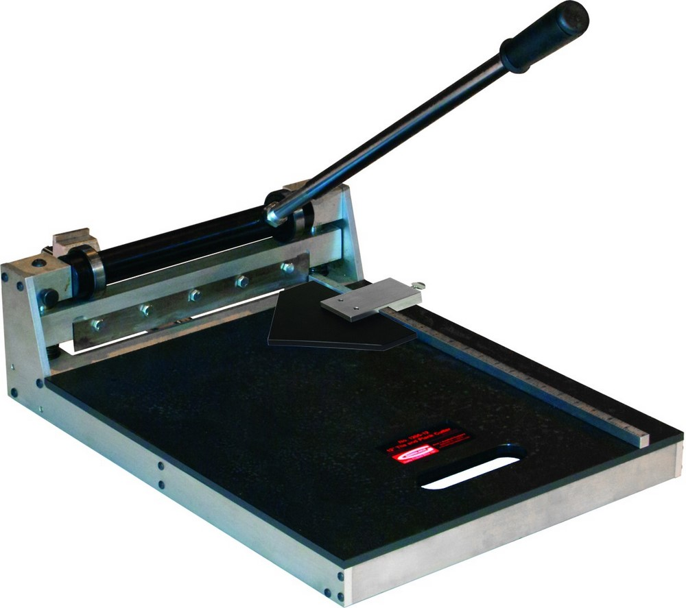 "Gundlach No. 1205-12 12"" Plank and Tile Cutter"