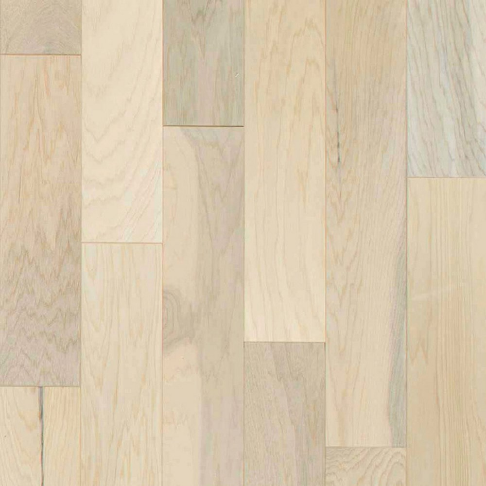 "HARRIS WOOD Aspen 5"" 2mm Engineered Tongue and Groove Hardwood - Hickory Roaring Fork HE2331"