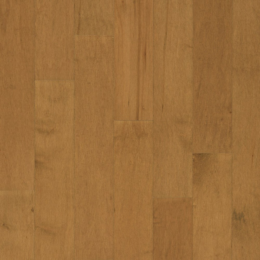 "HARRIS WOOD Aspen 5"" 2mm Engineered Tongue and Groove Hardwood-Maple Monarch HE2339"