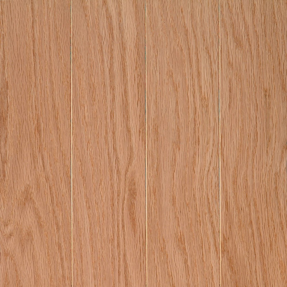 "HARRIS WOOD Traditions SpringLoc 4.75"" 2mm Engineered Click Hardwood-Red Oak Natural HE2500OK48"