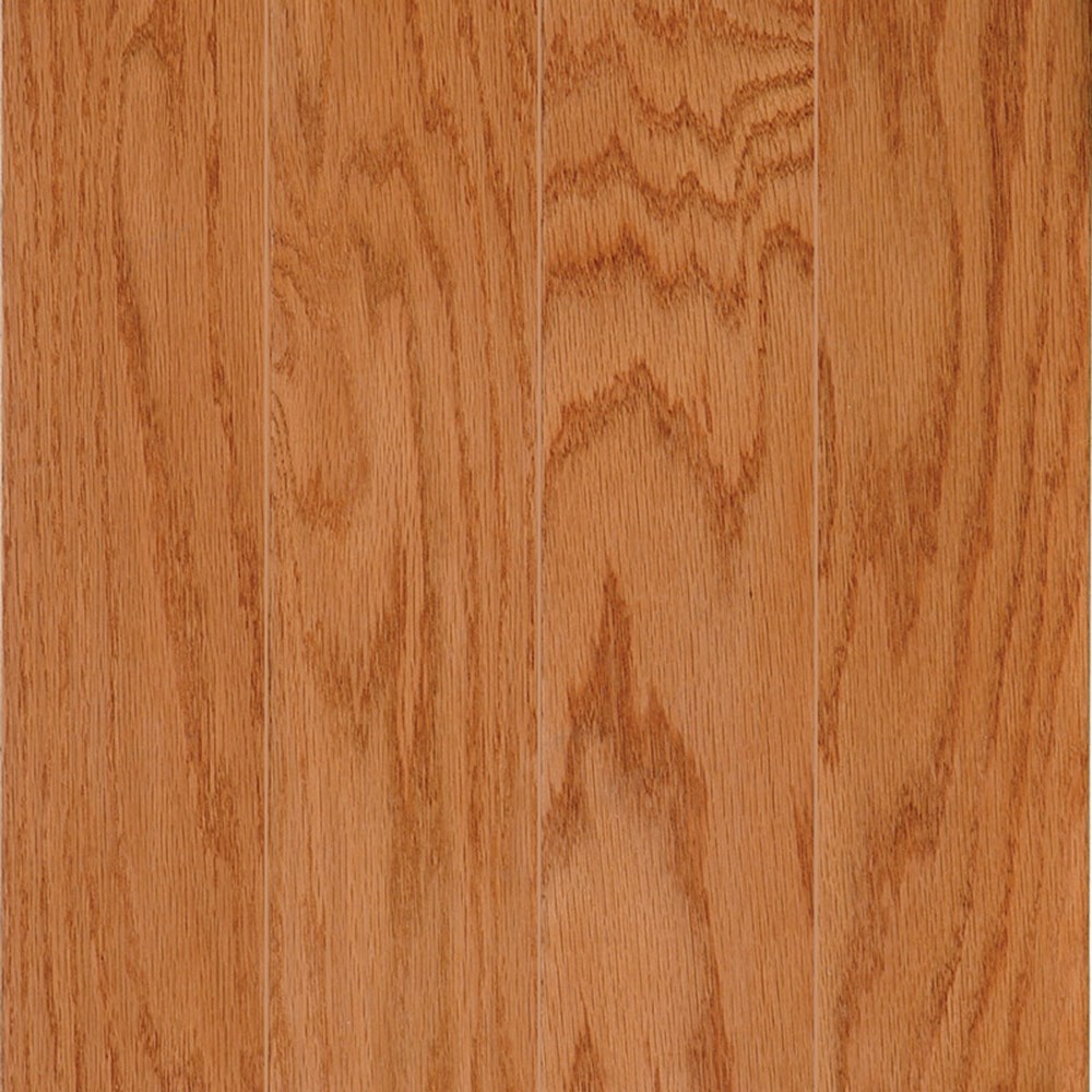 "HARRIS WOOD Traditions SpringLoc 4.75"" 2mm Engineered Click Hardwood-Red Oak Colonial HE2504OK48"