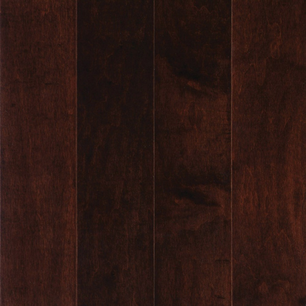"HARRIS WOOD Traditions SpringLoc 4.75"" 2mm Engineered Click Hardwood-Red Oak Bridle HE2505OK48"