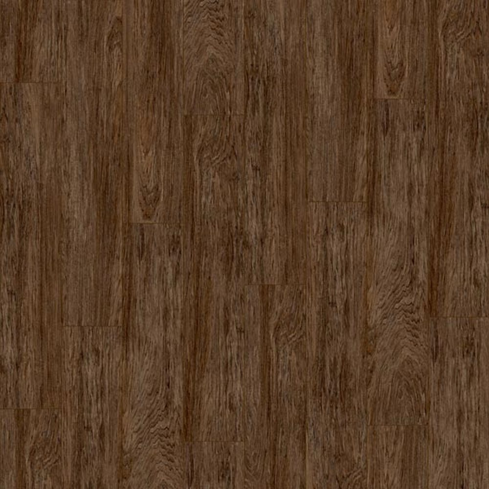 "Structure Hickory 20 Mil 9"" x 48"" Luxury Vinyl Plank - Bay"