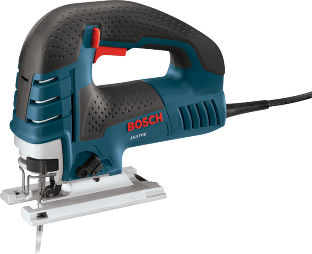 Bosch JS470E Top-Handle Jig Saw w/Carrying Case