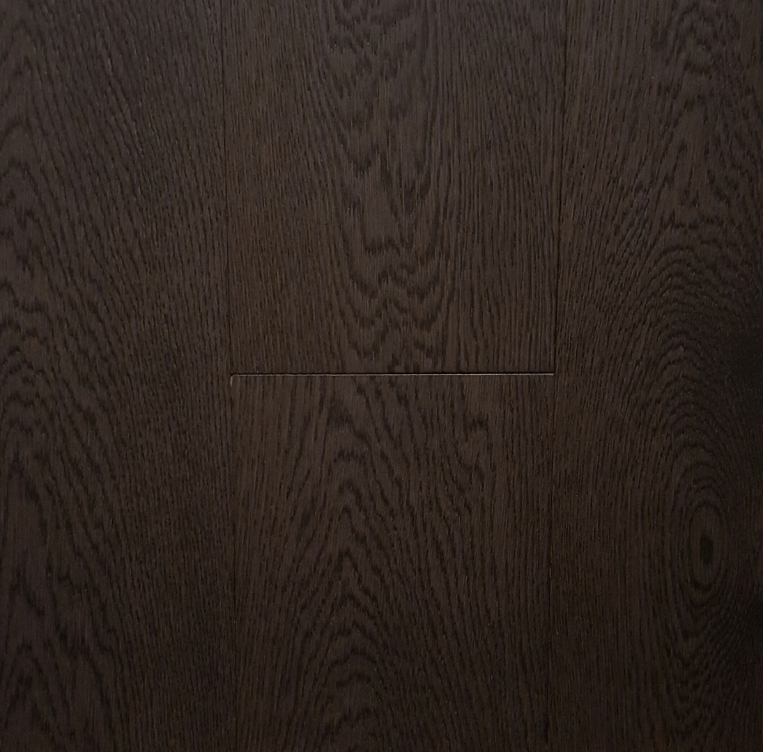 "Milan Collection 6-1/2"" x 7/16"" European Oak Engineered Hardwood Flooring - Aquarius"