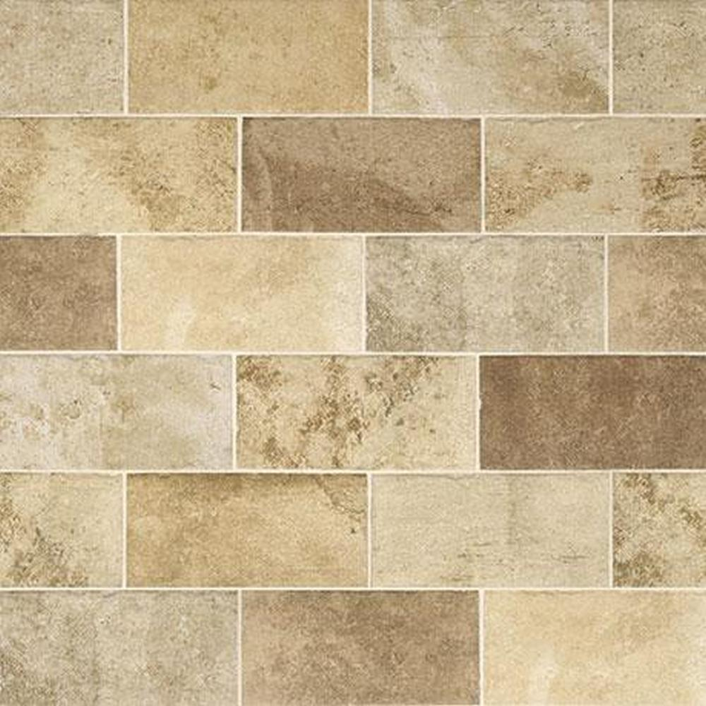 "Marazzi Urban District BRX 2"" x 8"" Glazed Ceramic Tile - Midtown BRX UD01 (Beige)"