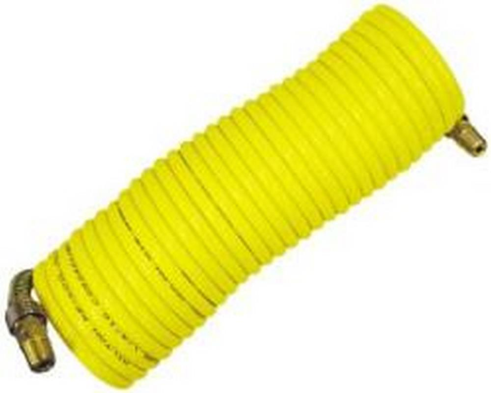 "Milton 1669 Re-Koil Hose-Nylon 1/4""X25'"