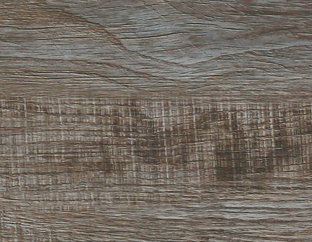 Incredible Heavy-Duty Luxury Vinyl Plank - Charcoal Rustic Oak