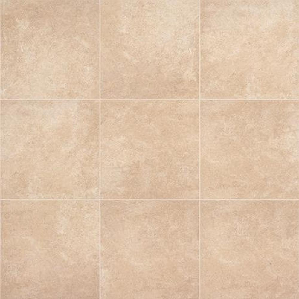 "Marazzi Province 18"" x 18"" Glazed Ceramic Tile - Quebec ULCZ (Walnut)"