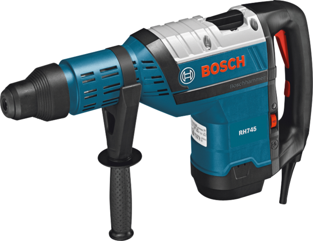 "Bosch RH745 1-3/4"" SDS-max Rotary Hammer w/Carrying Case"