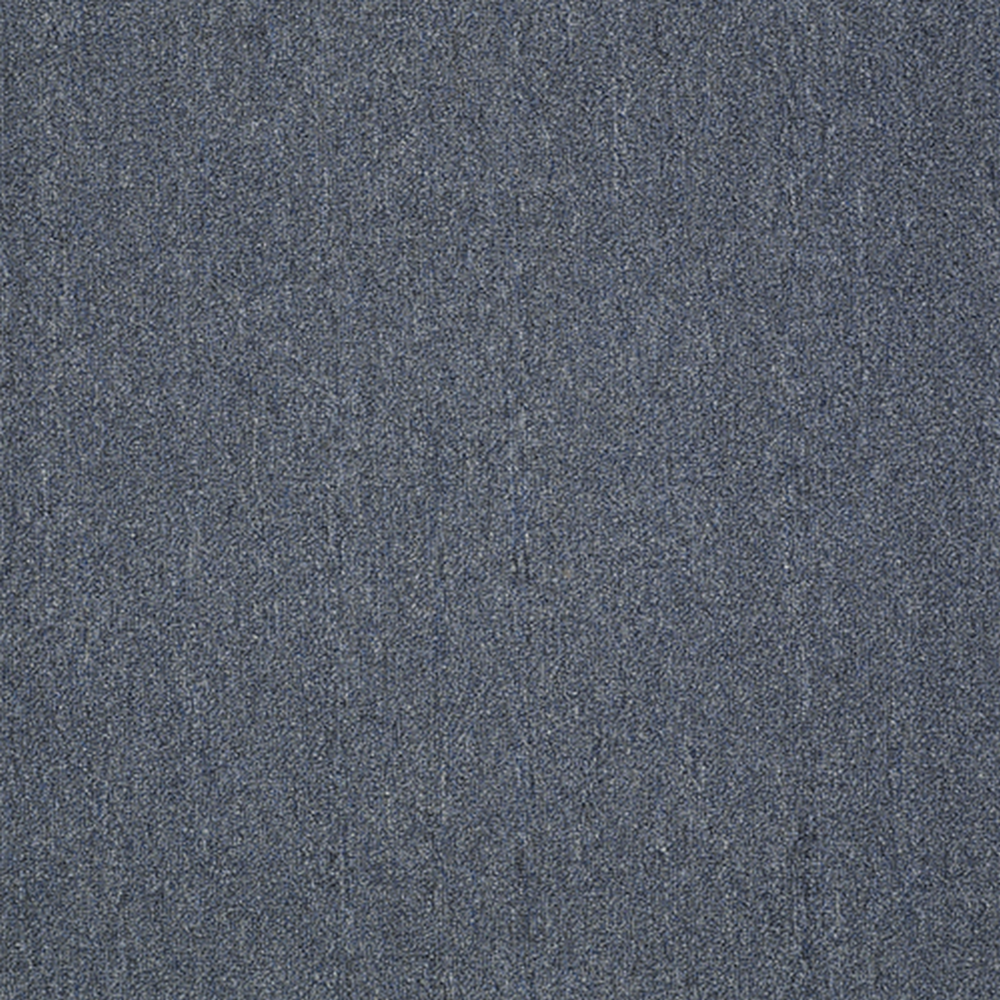 Windows II 12 Ft. Solution Dyed Olefin 26 Oz. Commercial Carpet - Faded Jeans